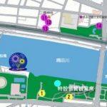 隅田川花火大会2017の交通規制の時間帯や屋台の営業時間まとめ