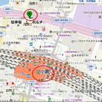 関門海峡花火大会2017の駐車場や交通規制の情報まとめ