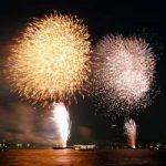 江ノ島花火大会2018の穴場や雨天中止・延期、日程などまとめ