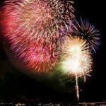 昭和記念公園花火大会2019の交通規制や見える場所、屋台などの情報まとめ