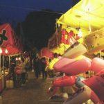 茂原七夕祭り2019の屋台や駐車場、交通規制などまとめ