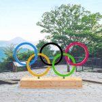 東京五輪のモニュメントがインスタ映えスポットに!CGイメージ画像が公開!